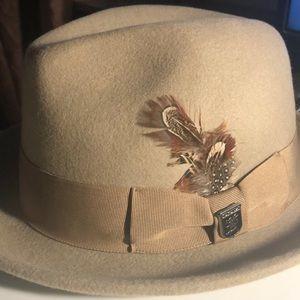 Stacy Adams est.1875 Hat